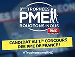 Trophées PME Bougeons-Nous - RMC